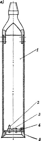 Желонки с плоским клапаном