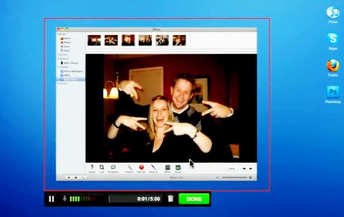 Программа для записи онлайн видео с экрана