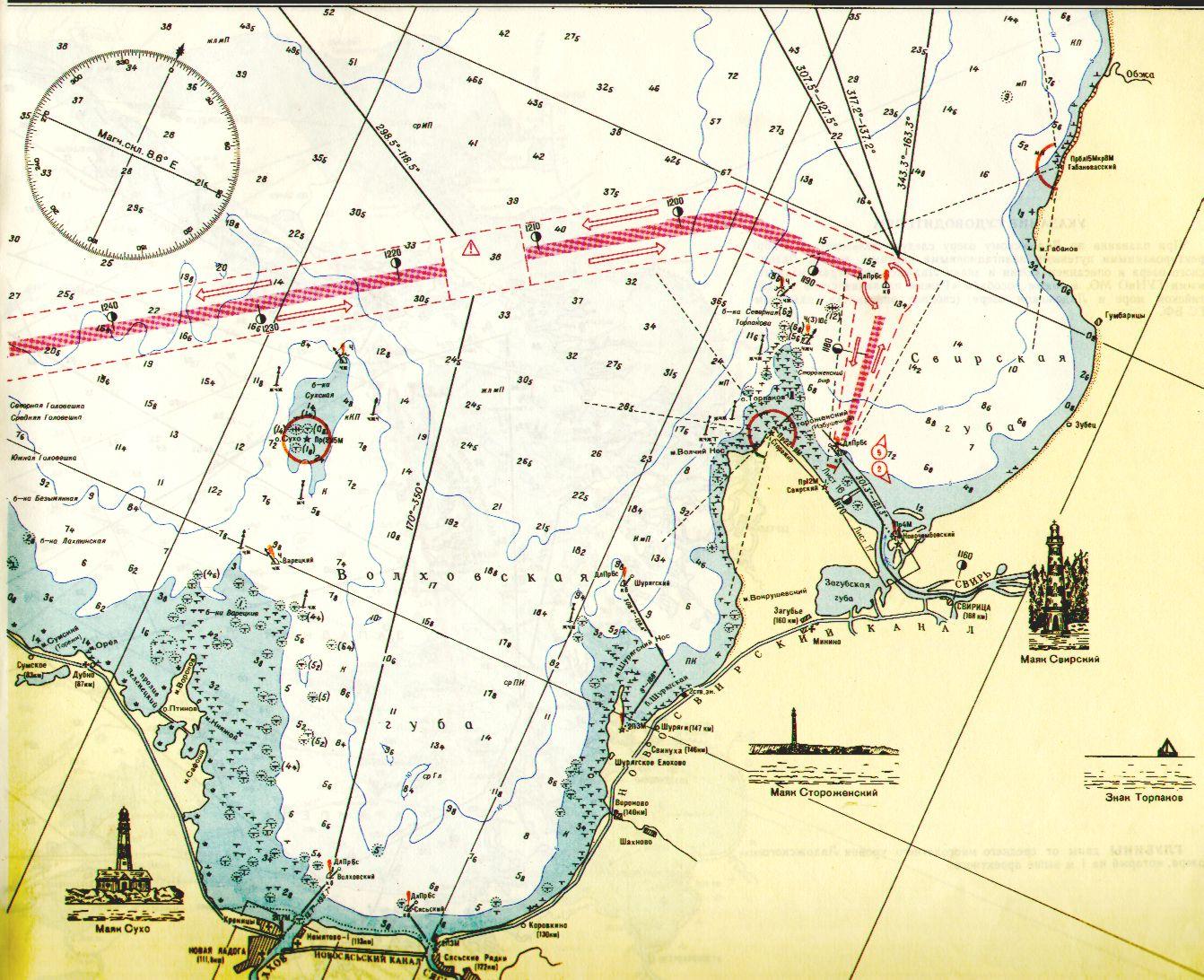рыболовная база компас на карте