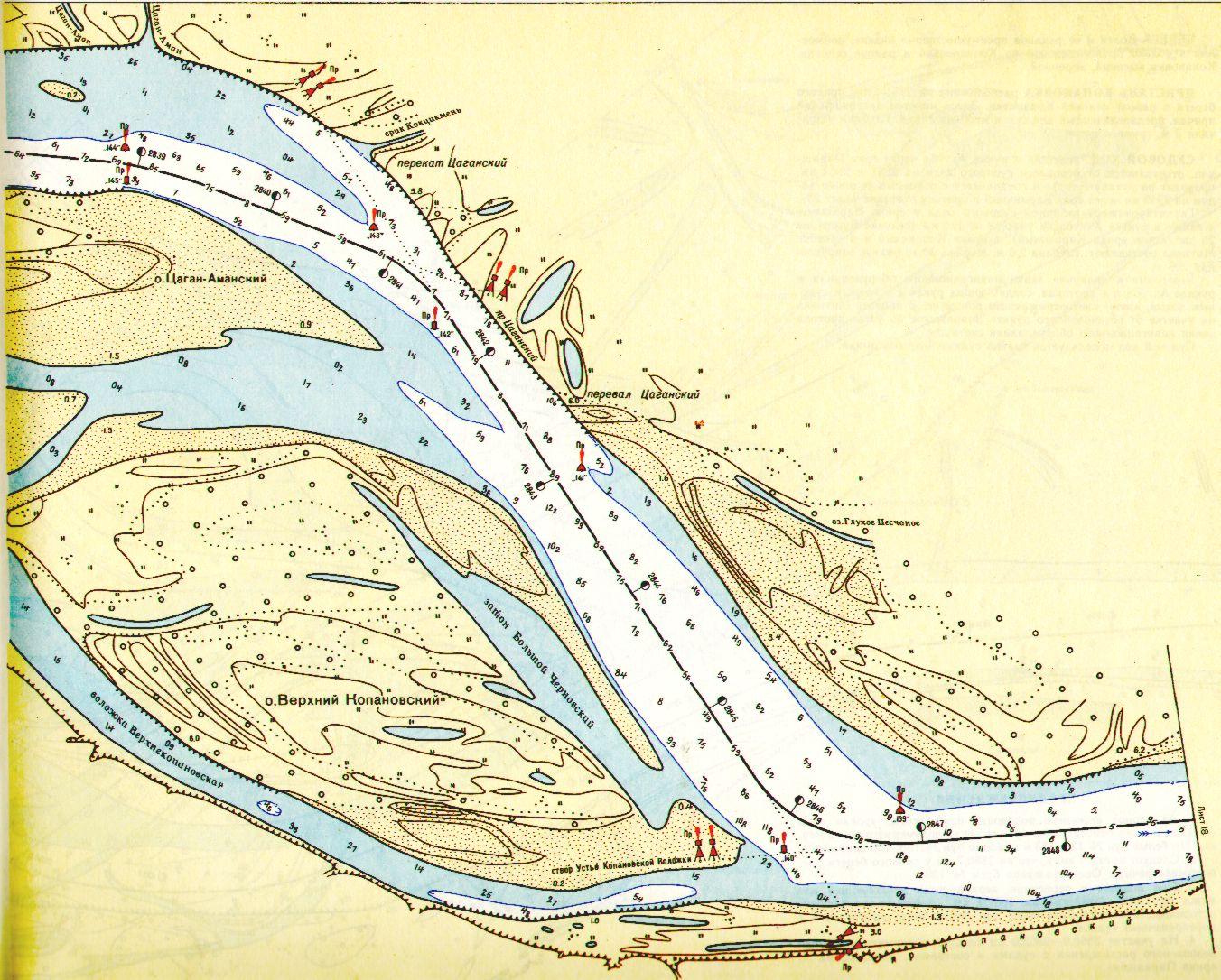 карты рек россии для рыбалки