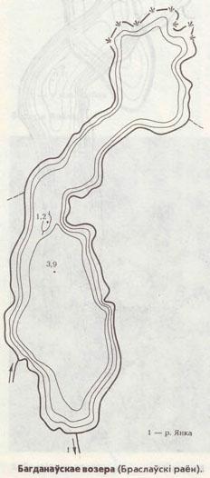 Карта Озера Отолово