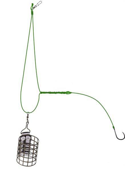 асимметричная петля при для ловли рыбы